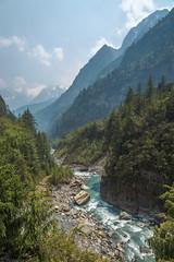 The Path Towards Manang (Stewart Miller Photography) Tags: annapurna circuit manang trek path