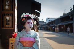 DP8A8145 (Miseon Park) Tags:      gifu prefecture city kawaramachi old town japan maiko geisya