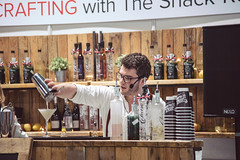 Cocktail Crafting with Shack Revolution. Credit: Louise Bjorling