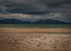 Menai (Kelly's Eye Pics) Tags: menai straight sea coast beach sand wet wales anglesey pentaxk5ii da 1685 cloud grey gold