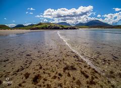 Ardroil Beach, Uig, Isle of Lewis (Impact Imagz) Tags: ardroil uig isleoflewis outerhebrides westernisles scotland scottishislands beach sand sea seascape seashore waves water hills coast coastlines