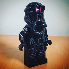 Minifig-a-Day #153: Special Forces TIE Fighter Pilot (Timcan2904) Tags: 153