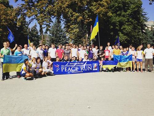 Останнє загальне фото #peacerun #бігзарадигармонії