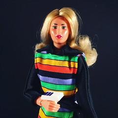 Fembot Disguise (WEBmikey) Tags: toys sixmilliondollarman smdm bionicwoman kenner