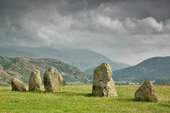 Castlerigg Stones (Future-Echoes) Tags: 2014 ancient castleriggstonecircle cloud cumbria old rock stones thelakedistrict