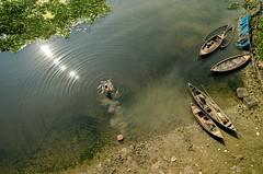 Life around river! (ashik mahmud 1847) Tags: bangladesh d5100 nikkor river water boat people light color lifestyle dailylife
