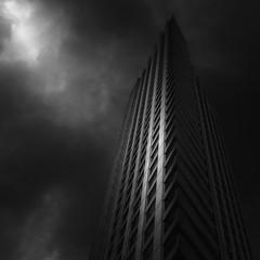 paint it black (vulture labs) Tags: barbican london fine art brutalist architetcure vulture labs wwwvulturelabsphotography