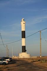Light (My photos live here) Tags: lighthouse dungeness kent england headland shingle beach nuclear power station romney marsh canon eos 1000d
