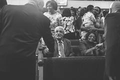 Spring Into Praise-57 (Atlanta Berean Church - photos.atlantaberean.com) Tags: greeting hug man smile welcome woman