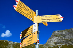 Cusi  Foppa 1710m  -  Alpe di Pozzo 1880m  Alpe di Quarnei 20148m  Passo del Laghetto  2695m Laghetto dei Cadabi 2648m  Capanna Quarnei 2107m  Cusi Foppa 1710m (Photo by Lele) Tags: cusi foppa 1710m alpe di pozzo 1880m  quarnei 20148m passo del laghetto 2695m laghetto dei cadabi 2648m capanna 2107m maini daniele fotografia montagna val malvaglia ticino svizzera switzerland photography mountain ghiacciaio adula alpi alpini laghetti panorama landscape acqua alpeggio bocchetta erba iva achillea erbarotta moschata