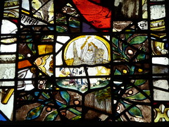 Fragments (Andrea Kirkby) Tags: stained glass renaissance chartres aignan france