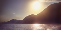 Positano-Coast-line-blurred-sunset (TrentNixon) Tags: italy roma rome eurpoe verona scilla scilly florence ponte vecchio travel sunset meta sorrento