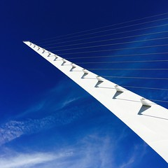 Sundial Bridge (throgers) Tags: california redding sundialbridge norcalroadtrip201609 northerncalifornia sundialbridgeatturtlebay turtlebay santiagocalatrava
