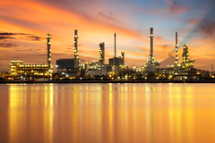 Petrochemical plant (Patrick Foto ;)) Tags: blue chemical chemistry chimney closeup construction energy engineer engineering environment equipment evening factory fuel gas gasoline global golden heavy industrial industry light manufacturing metal morning night oil petrochemical petroleum pipe pipeline plant pollutant pollute pollution production refine refinement refinery rotterdam sky smoke steam storage structure sunrise sunset sustainable tank technology twilight tambonbangkobua changwatsamutprakan thailand th
