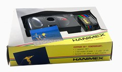 Hanimex, 35HF (Australie, 1989 - ?) (Cletus Awreetus) Tags: appareilphotographique camera compact hanimex 35hf format135 coffret bote emballage