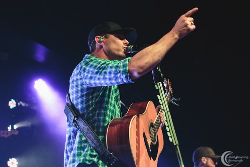 Granger Smith Ft. Earl Dibbles Jr. - September 18, 2016 - Hard Rock Hotel & Casino Sioux City