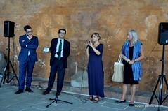 M9090167 (pierino sacchi) Tags: castellovisconteo il900 inaugurazione mostra museicivici pittura sindaco