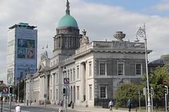 The Custom House, Dublin (Ronto) Tags: princesscruises caribbeanprincess dublin customhouse ireland