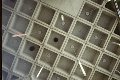 TNTL (Wivia) Tags: analog film analogue lomo lomography 35mm ricoh bristol london architecture landscape abandoned space