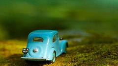 fiat (Yasmine Hens) Tags: fiat automobile car toy old hensyasmine namur belgium wallonie europa aaa belgi belgia belgien  belgique blgica   belgie  belgio    bel be blue green miniature