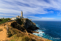 Lighthouse (Jon Zazpe) Tags: lighthouse faro santander spain arquitectura arquitecture landscape horizontal sea mar sigma 10 20