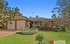 1 Dewhurst Avenue, Castle Hill NSW