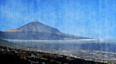 La Orotava y El Teide. Canary Islands ( Montse;-))) Tags: teide orotava tenerife canarias