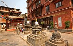 Kathesimbhu Stupa 30 (David OMalley) Tags: kathesimbhu stupa kathmandu nepal newar nepali