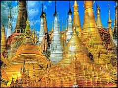 Myanmar - Paese di stupe (ninin 50) Tags: myanmar stupe ps trip ninin