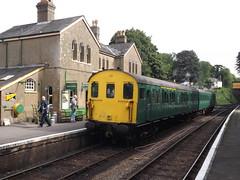 1125 at Alresford (adrian77014) Tags: 1125 class205 midhantsrailway hampshireunit alresford