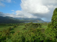 The Hanalei Bay (jimmywayne) Tags: hanalei hawaii kauaicounty kauai landscape hanaleibay