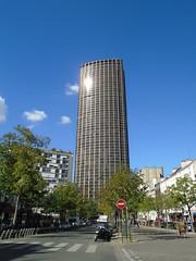 Tour Montparnasse @ Paris (*_*) Tags: paris france europe city autumn fall montparnasse sunny