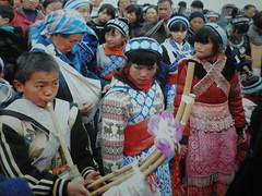 2011 (gsfy ) Tags:      miao guizhou china mountain hmong asia people portrait