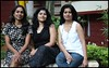 Soumya, Malathi and Ruchi (Nagarjun) Tags: bangalore ruchi kaushal vedant anindita ipsita malathi sowmya murli casaansal