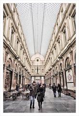 Galerie de la Reine (akimoss) Tags: architecture belgique grandplace bruxelles touristes galeriedelareine