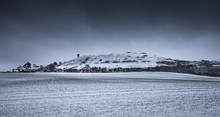 Ivinghoe Beacon Winter