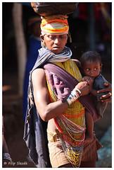 IMG_2296.jpg (f.slezak) Tags: travel people india asia village market tribal indie orissa bonda urisa indianpeople indiansubcontinent koraput onukudelli onukudeli hattsgarh