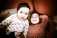 24032013 - Nous sommes soeurs ! (WiLPrZ) Tags: family famille portrait baby beautiful beauty familia angel nikon flickr child blueeyes ange femme morocco beauté portraiture maghreb enfant marruecos fille bébé filles milla inès wow1 d90 yeuxverts misamores yeuxbleus mesamours mesanges 2013 nikond90 flickraward yourbestphotography mesfilles misangeles 1116mmtokina flickrunited d90nikon flickrunitedaward travelaward flickrtravelaward avecquituvastemarierplustardavecpapa angebeautifulbeaux