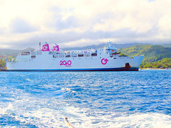 2GO Travel  M/V Saint Ignatius of Loyola (*Irvine*) Tags: ocean trip travel sea ferry port marina island pier dock asia barco sailing ship pacific time philippines tourist cargo route arrive trips filipino voyager passenger batangas pinay filipina boracay southeast float backpacker departure ferries bora pinoy bollard roro visayas dagat montenegro pilipinas caticlan voyages traveler roxas berth turista anchored moored ply barko 2go odiongan karagatan mandaragat byahero manlalakbay