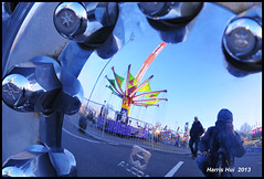 Having Fun Shot In Fun Fair - Lansdowne Carnival N11454e (Harris Hui (in search of light)) Tags: blue portrait selfportrait canada reflection wheel vancouver truck nikon bc fairground quote streetshots streetphotography 85mm richmond fisheye bluehour funfair polished lansdowne thisisme d300 funshot fixedlens primelens ernsthaas garrywinogrand nikon85mmf18 nikonuser nikond300 harrishui ilovereflection vancouverdslrshooter lansdowneshoppingmall lansdownecarnival