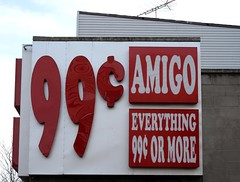 99 Amigo (neppanen) Tags: usa newyork brooklyn america amigo cent 99 99cent discounterintelligence sampen