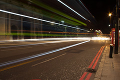 Marble Arch Light Trails (tommcq97) Tags: city light motion london electric night speed dark long exposure cityscape bright streak trails fast landmark blinding electricity shock marblearch