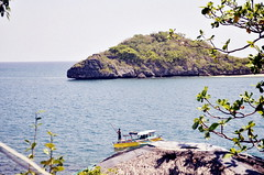 Hundred Islands 4 (Faith_Crawford) Tags: sea beach nature water coral boats islands boat sand salt deep salty shore hundred land 100 shallow shores reefs nikond5100
