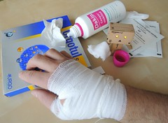 Medical care by Doctor D. (Damien Saint-) Tags: toy amazon vinyl yotsuba danbo amazoncojp revoltech danboard