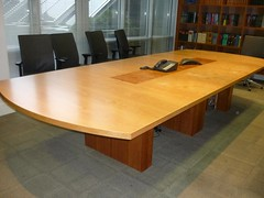 "Boardroom Table: Cherry • <a style=""font-size:0.8em;"" href=""http://www.flickr.com/photos/94901173@N08/8636606787/"" target=""_blank"">View on Flickr</a>"