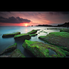 IMG_7226_Web (mroeslan) Tags: sunset bali indonesia landscapes seascapes longexposures mengeningbeach