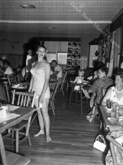 Fashion Show - Aycock Brown Collection 012 (Outer Banks History Center) Tags: bathingsuits fashionshows nagsheadnc