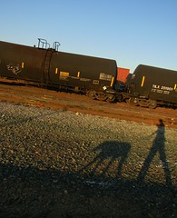 Field Trip (Sk8hamburger) Tags: railroad shadow art train painting graffiti paint shadows character tag rr obi boxcar graff piece tagging freight throwup jaber throwie paint spray