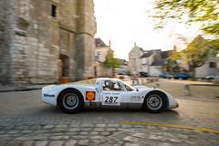 Tour Auto 2013 - Porsche 906 (Guillaume Tassart) Tags: auto paris race 2000 tour rally automotive racing porsche motorsport optic orlans 906 2013