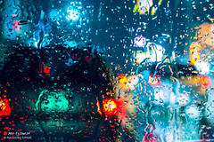 Congestion (Masahiko Futami) Tags: street city light reflection car rain japan night canon drive photo streetlight asia shoot photographer photograph 日本 load kanagawa 道路 車 ドライブ 光 街 街灯 神奈川県 夜 taillamp 雨 アジア 反射 テールランプ キャノン eos5dmarkiii